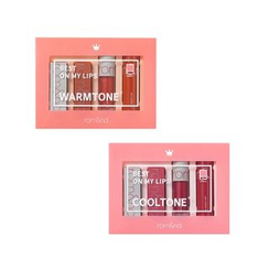 romand - Mini Lip Kit Best On My Lips Limited Edition - 2 Types