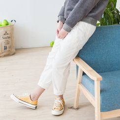 Echo Forest - Straight-Fit Pants