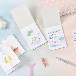 Tivi Boutique - Cat Print Sticky Note