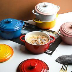 Chrysalis - Gradient Ceramic Pot
