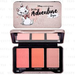 Cute Press - Let The Adventure Begin Cheek Palette
