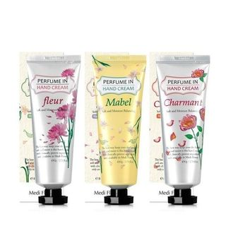 MediFlower - Perfume In Hand Cream - 3 Types