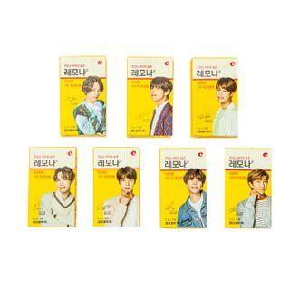 Lemona - Gift - LEMONA Vitamin Powder BTS Special Edition Paper Box (Random Member)