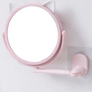 Sakura Cloud - Cat Ear Adhesive Mirror