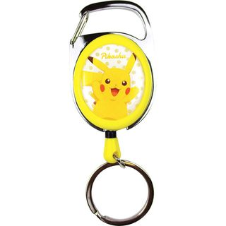 T'S Factory - Pokemon Reel Key Holder (Pikachu)