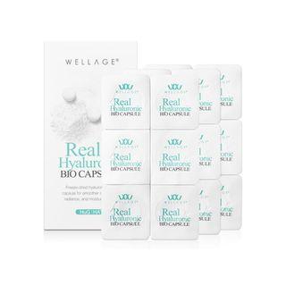 WELLAGE - Real Hyaluronic Bio Capsule Set