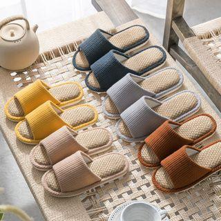 Furana(フラナ) - Woven Home Slippers