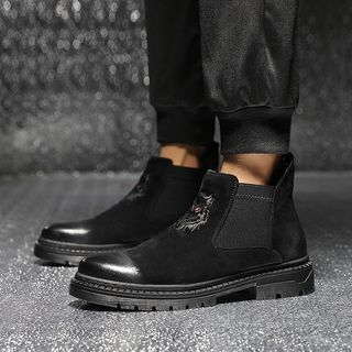 Snowpard - Genuine Leather Chelsea Boots