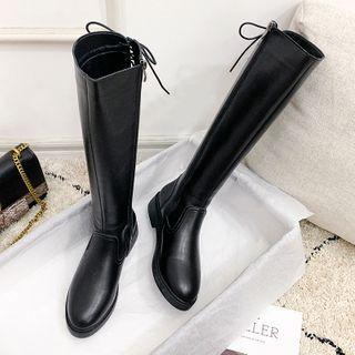 Eloise - Platform Tall Boots
