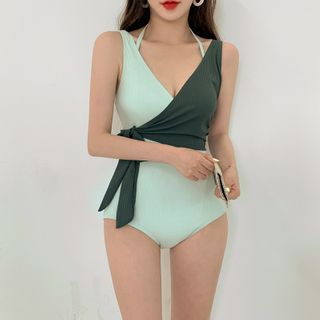 DJ Design - Color Block Swimsuit