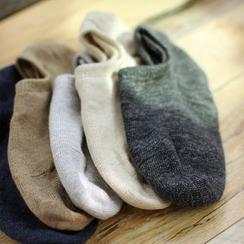 Socka - No-Show Cotton Socks