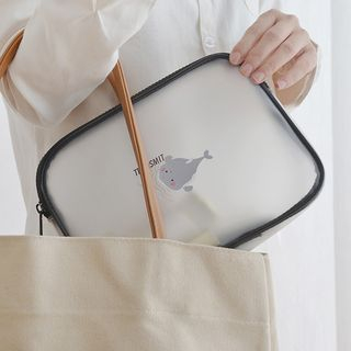 Pagala - 透明旅行化妝品小袋