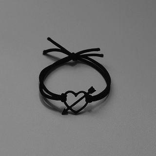 Doll Parlour - Heart & Arrow Hair Tie