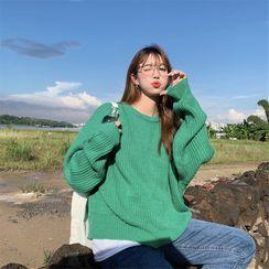Ganache - 罗纹毛衣