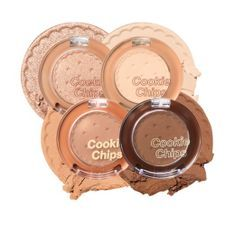ETUDE - Look At My Eyes Cookie Chips - 8 Colors