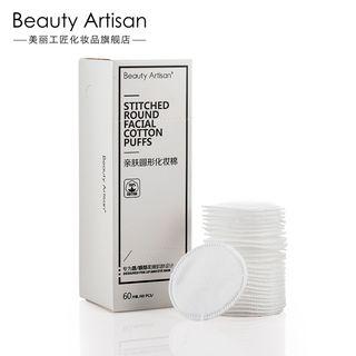 Beauty Artisan - Round Cotton Pads (60 pcs)