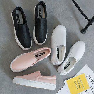 Solejoy - 輕便厚底休閒鞋