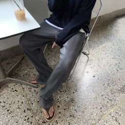 MRCYC - Silky Wide Leg Pants