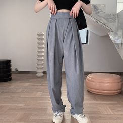 Magma - Wide-Leg Dress Pants
