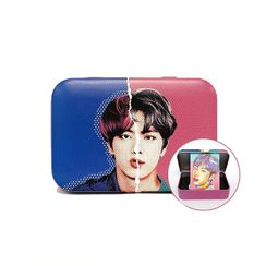 MTPR - BTS Jin Face Illustration Contact Lens Case