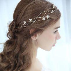 Neostar - Wedding Floral Headpiece