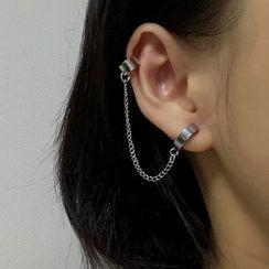 Kokyu - 不锈钢链条耳挂