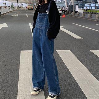 Shopherd - 闊腿連衣長褲
