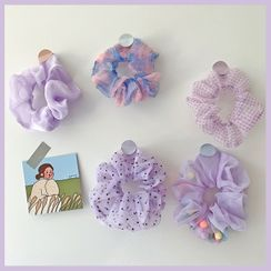 Koi Kawaii - Print Scrunchie