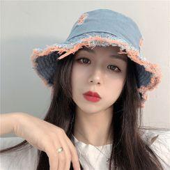 Hufu - Denim Bucket Hat