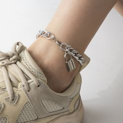 Seirios - Lock Chain Anklet