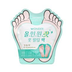 TONYMOLY - Wonder One Shot One Kill Foot Peeling Pack