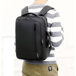 Golden Kelly - Laptop Backpack with USB Port