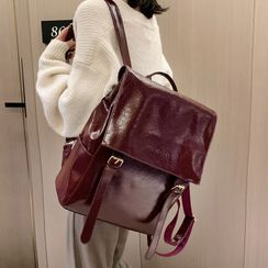 MUSA - Faux Leather Backpack