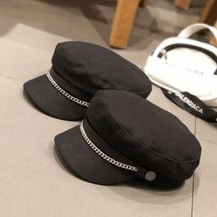 Hufu - Chained Military Cap