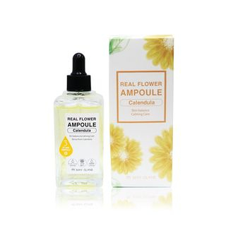 May Island - Real Flower Ampoule #Calendula 100ml