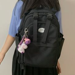 CHIN CHIN - Cat Ear Zip Backpack