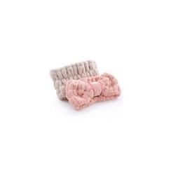 GLeads - 法兰绒洗面头带