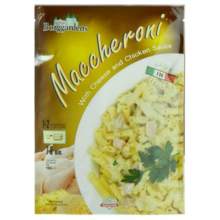 Grainee Foods - Borggardens Maccheroni with Cheese and Chix Sauce