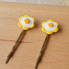Nisen - Floral Hair Pin