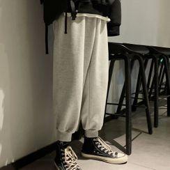 Macho - Plain Sweatpants