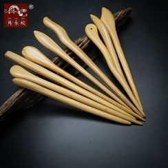 Woodiland - 木制发簪