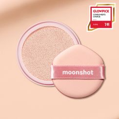 moonshot - Micro Glassyfit Cushion Refill Only - 3 Colors
