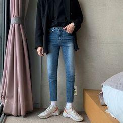 MRCYC - Cropped Skinny Jeans