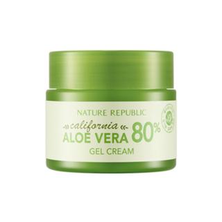 NATURE REPUBLIC - California Aloe Vera 80% Gel Cream 50ml
