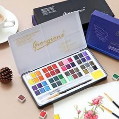 Cute Essentials - Solid Watercolor Palette