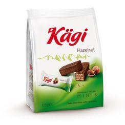 Kägi - Swiss Hazelnut Chocolate Mini Wafer 125g