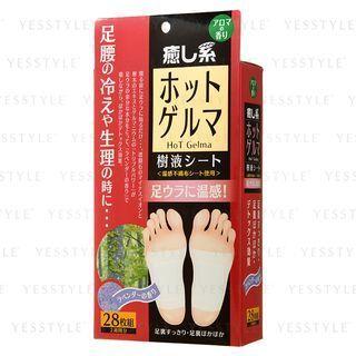 HADA RiKi 肌麗 - 樹液保健貼布 28 片