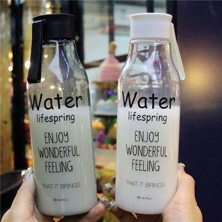 MUMUTO - 印字水瓶