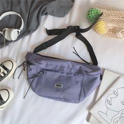 Anna Momo - Nylon Sling Bag