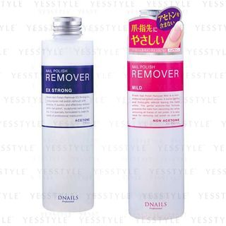 D-up - Nail Polish Remover 200ml - 2 Types